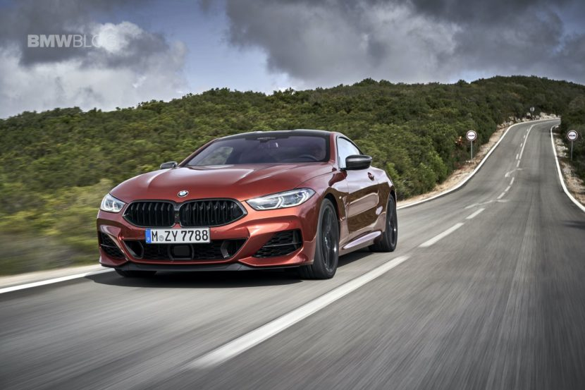 BMW M850i Coupe review drive 12 1 830x553