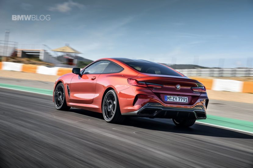 BMW M850i Coupe review drive 123 830x553