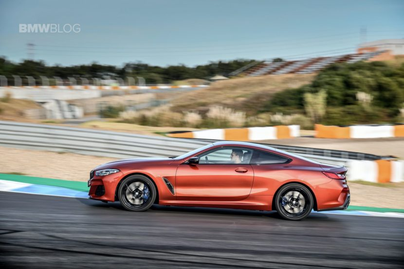 BMW M850i Coupe review drive 131 830x553