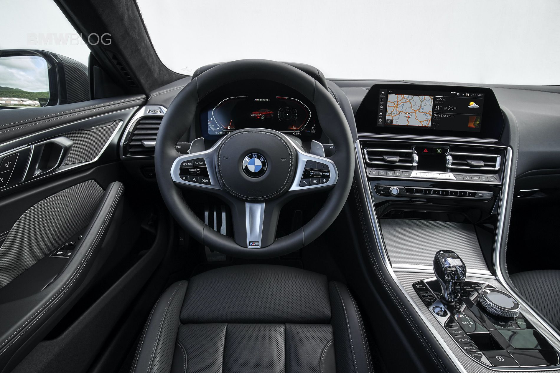 What Are Others Saying About The Bmw M850i Sosialpolitik Catriona Maika Top Handle Bag Pink Autocar Was Among Those That Liked It But Didnt Love 8 Series Integral Active Steering System Is More Intuitive In Use Than Similar Set Ups