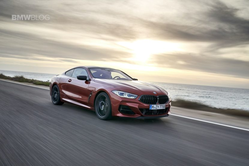 BMW M850i Coupe review drive 24 830x553