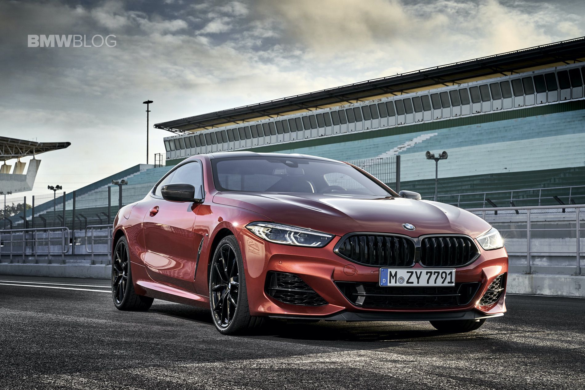 BMW M850i Coupe review drive 57