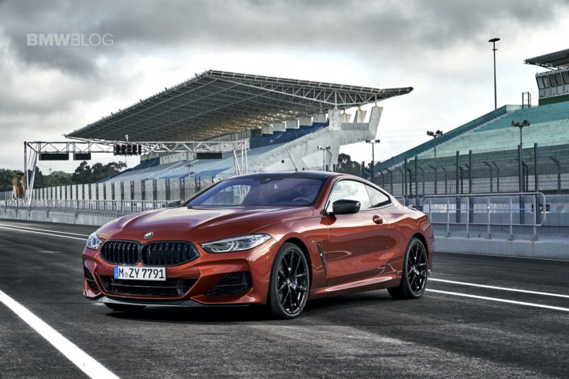 """BMW M850i Coupe: """"The key was to build the 8 Series like ..."""