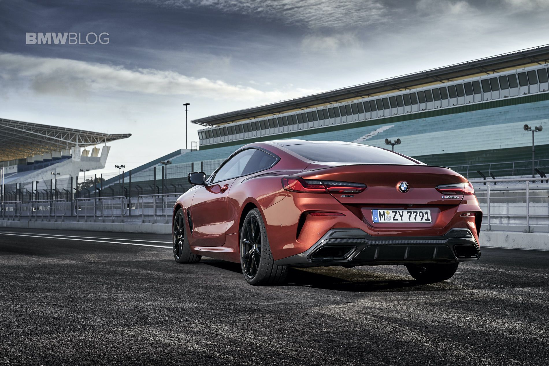 BMW M850i Coupe review drive 62