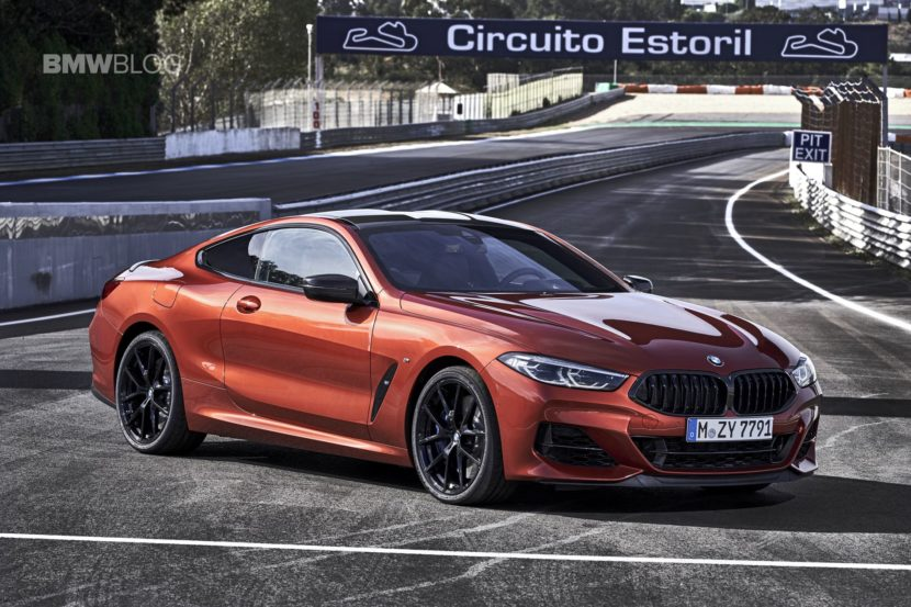 BMW M850i Coupe review drive 81 830x553