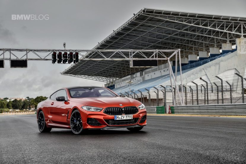 BMW M850i Coupe review drive 82 830x553