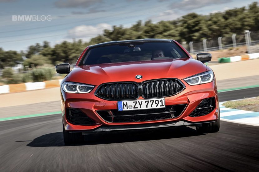 BMW M850i Coupe review drive 88 830x553