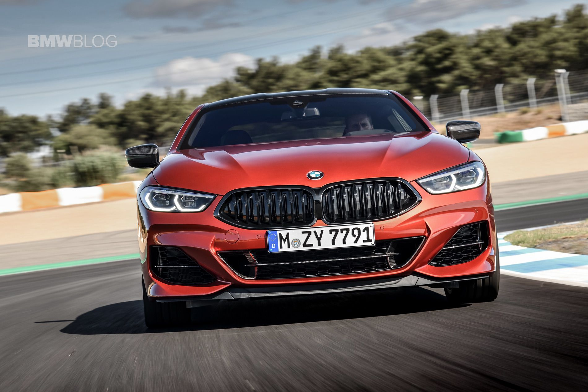 What are others saying about the BMW M850i?