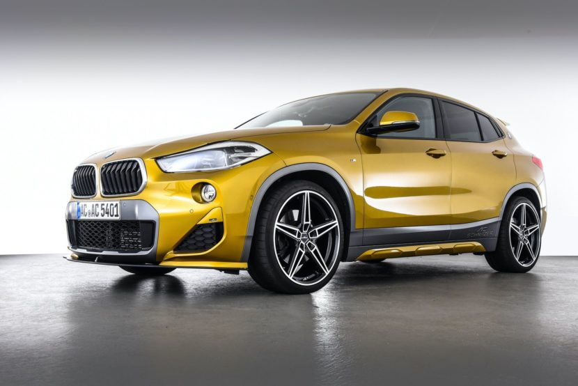BMW X2 AC Schnitzer 19 830x554