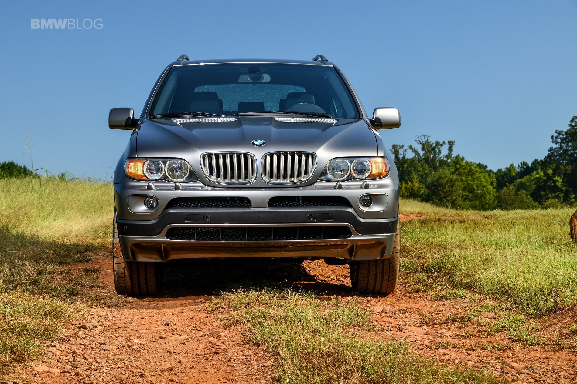 BMW X5 first generation 01