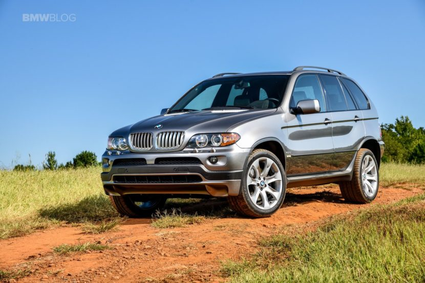 BMW X5 first generation 02 830x553