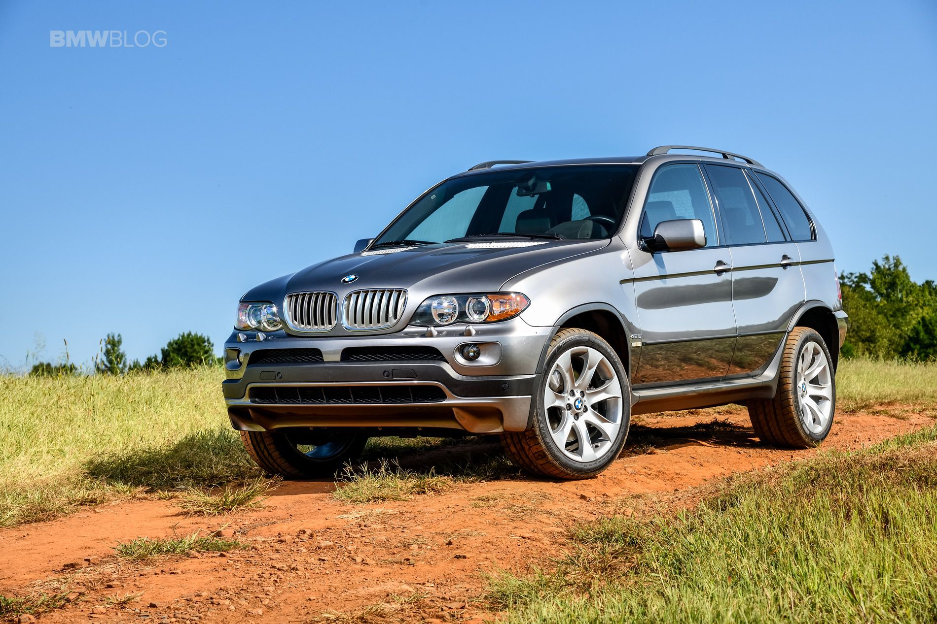 BMW X5 first generation 02