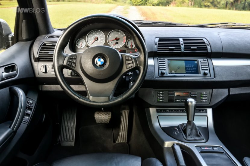 BMW X5 first generation 18 830x553