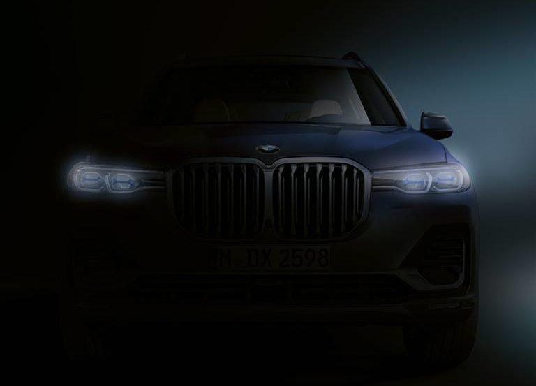 BMW X7 768x553