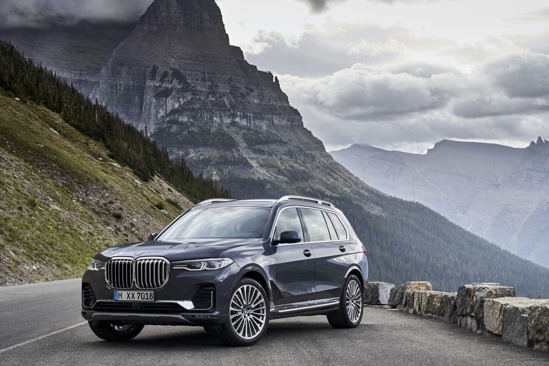 BMW X7 exterior 22