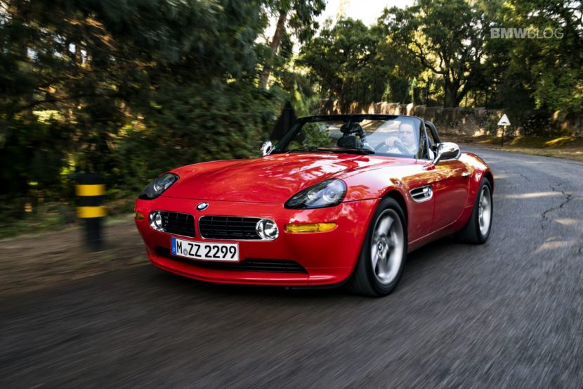 BMW Z8 Red images 01 830x553
