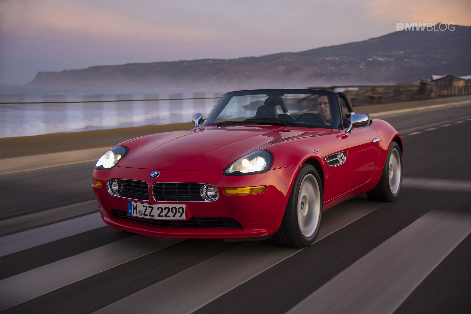Bmw Z8 Review Top Gear Bmw Z8 Roadster Stunning Photo