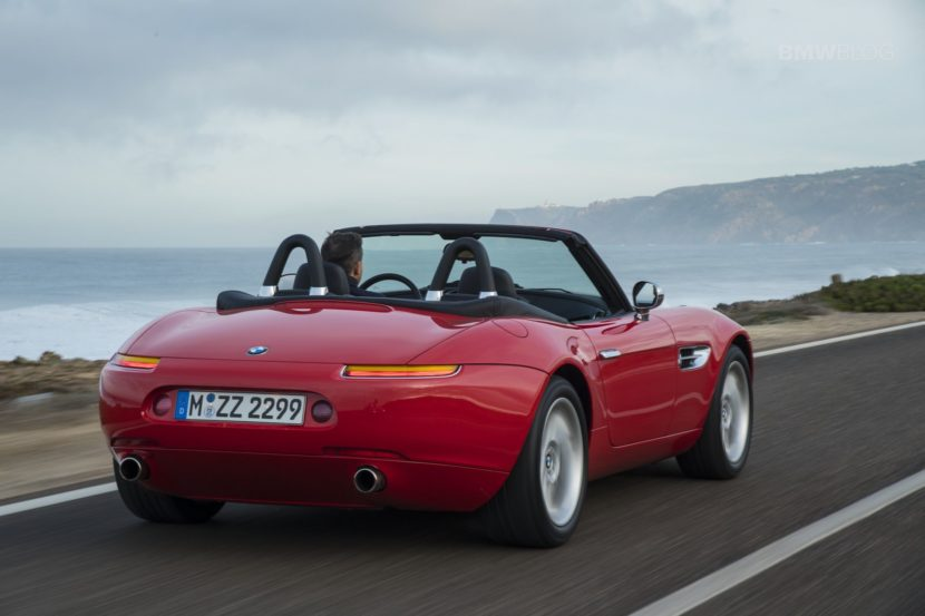 BMW Z8 Red images 16 830x553