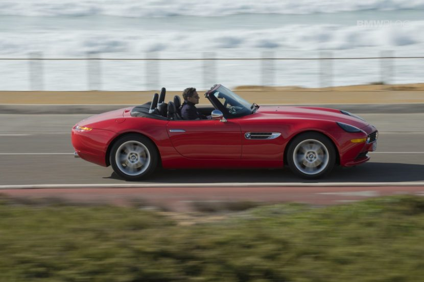 BMW Z8 Red images 18 830x553