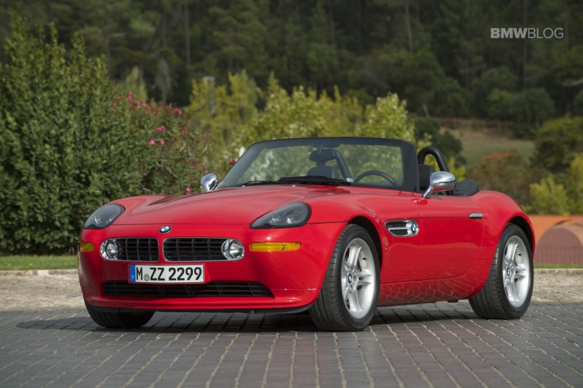 Bmw Z8 Roadster Stunning Photo Gallery Bmw Blog Howldb