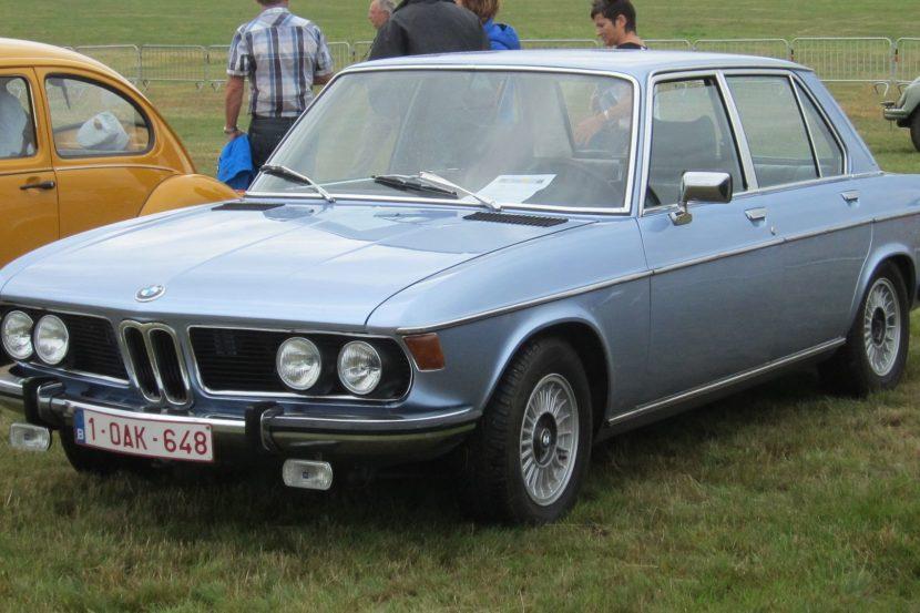 BMW 2800 at Schaffen Diest 2013 830x553