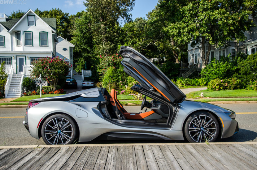 Once On Its Time To Choose How Youre Going Drive The BMW I8 Roadster Which Is Actually Something Thats More Enjoyable Than Many Enthusiasts Might