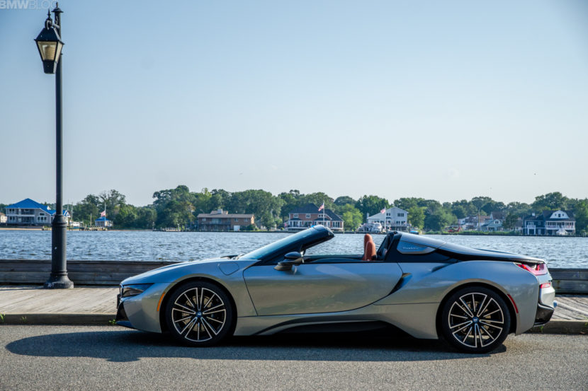 BMw i8 Roadster 30 of 35 830x553