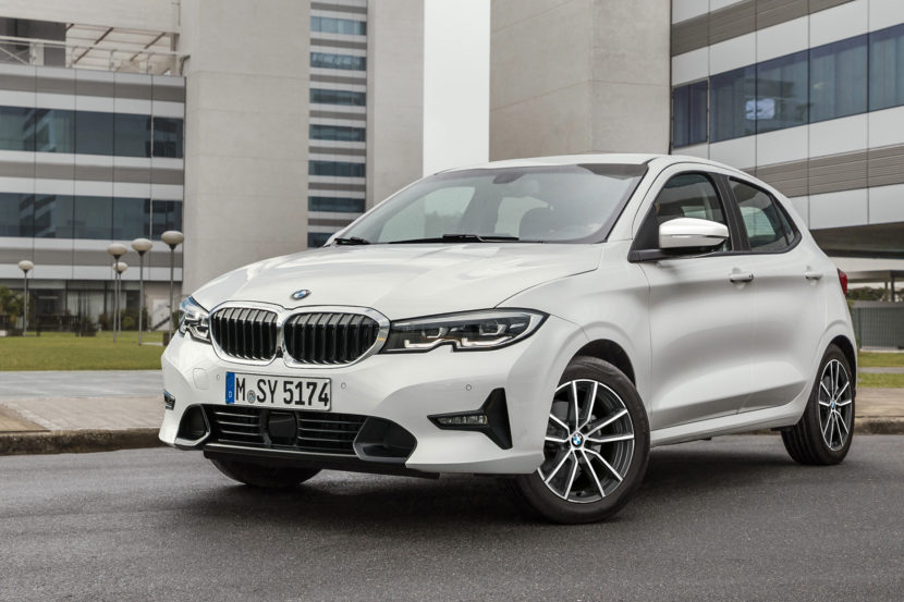 G20 BMW 3 Series Compact 830x553