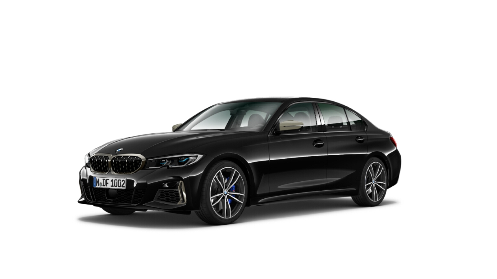 Leaked 2019 Bmw 3 Series G20 M Sport And Sport Line