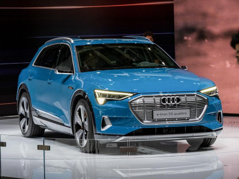Paris Motor Show Audi e tron 7 2 830x623