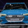 Paris Motor Show Audi e tron 8 120x120