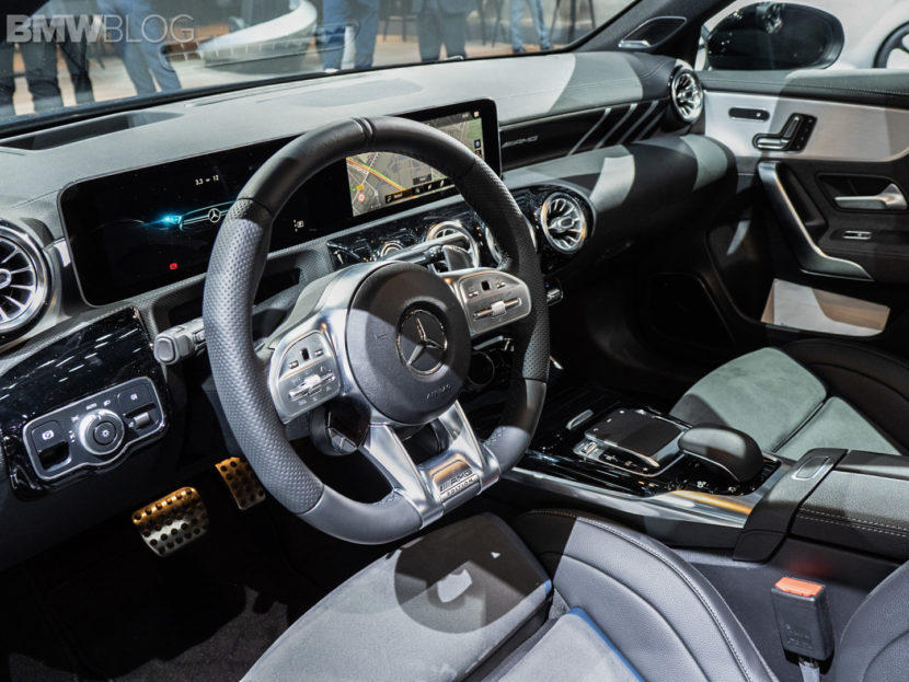 Paris Motor Show Mercedes AMG A45 21 830x623