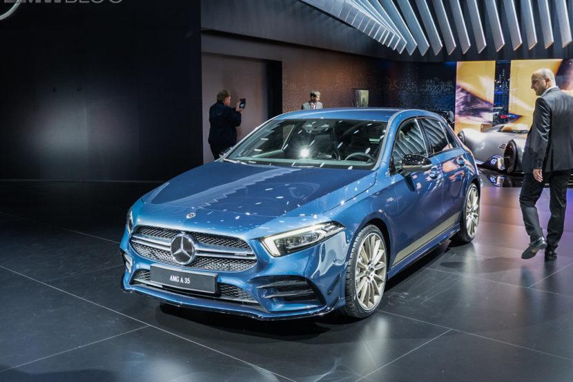 Paris Motor Show Mercedes AMG A45 4 830x553