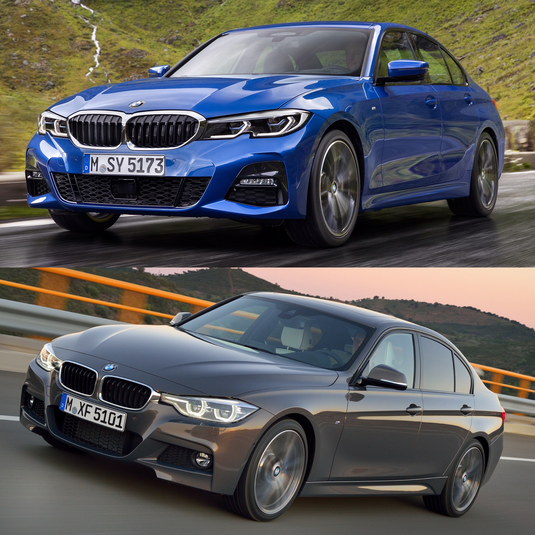 New 3 Series M Sport : BMW