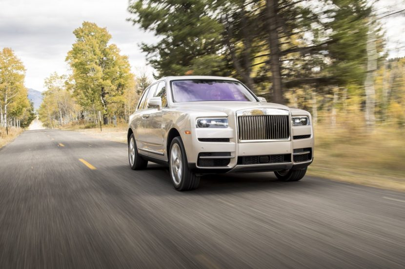 Rolls Royce Cullinan photos 25 1 830x553