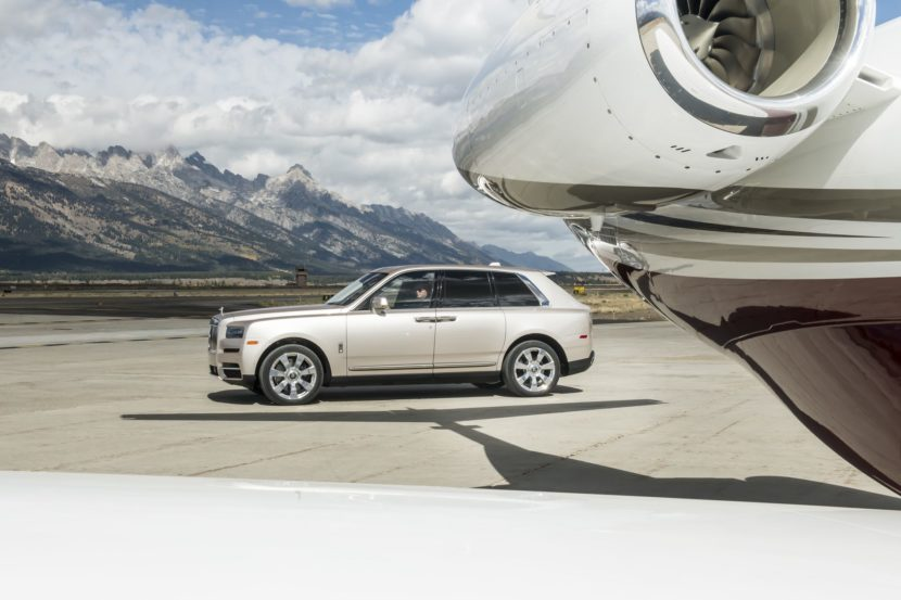 Rolls Royce Cullinan photos 37 830x553