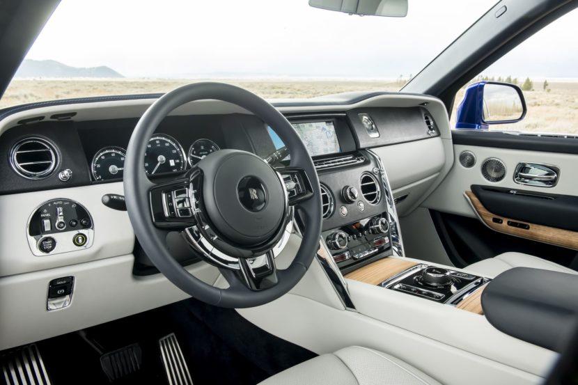 Rolls Royce Cullinan photos 45 1 830x553