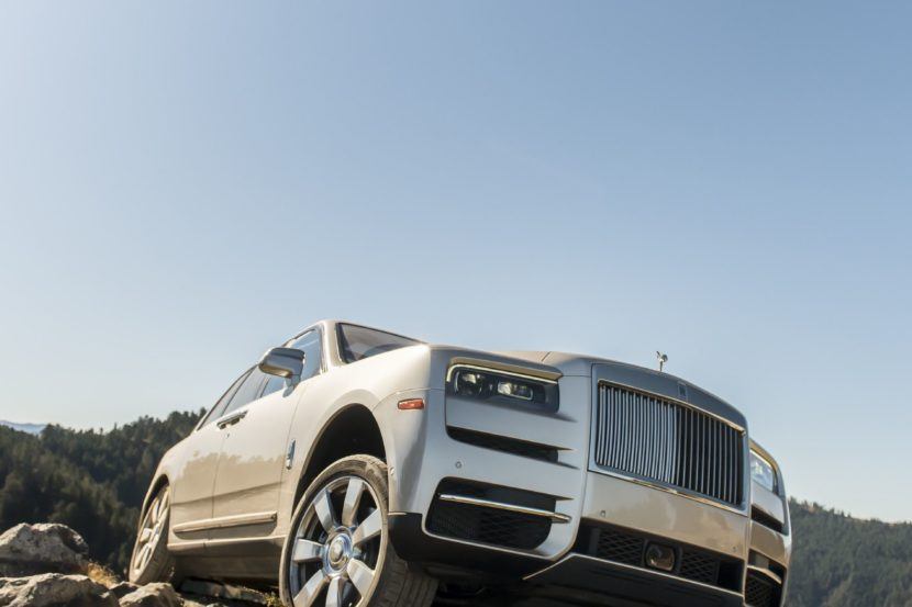 Rolls Royce Cullinan photos 52 830x553