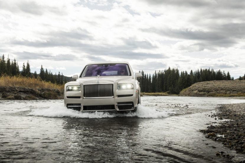 Rolls Royce Cullinan photos 76 1 830x553