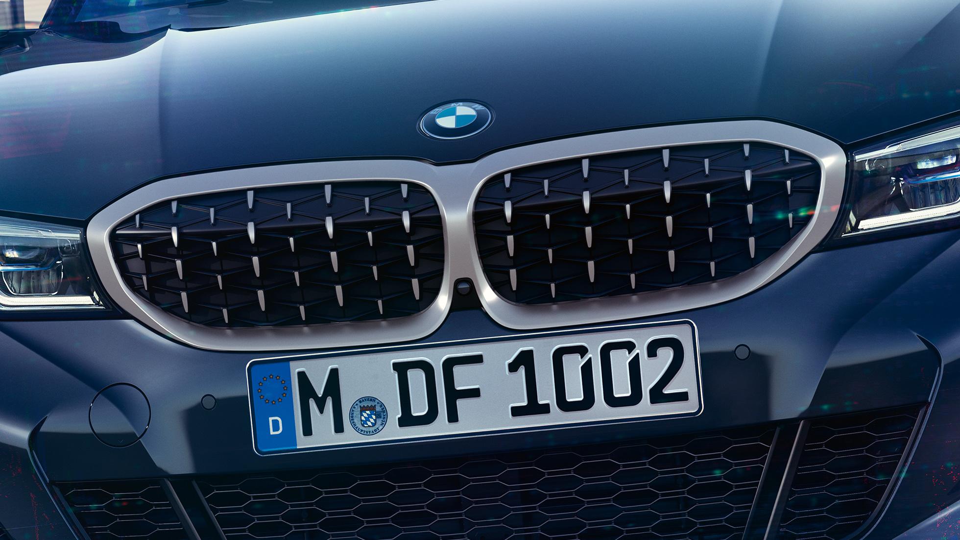 Bmw M340i G20 New Photos Debut At La Auto Show