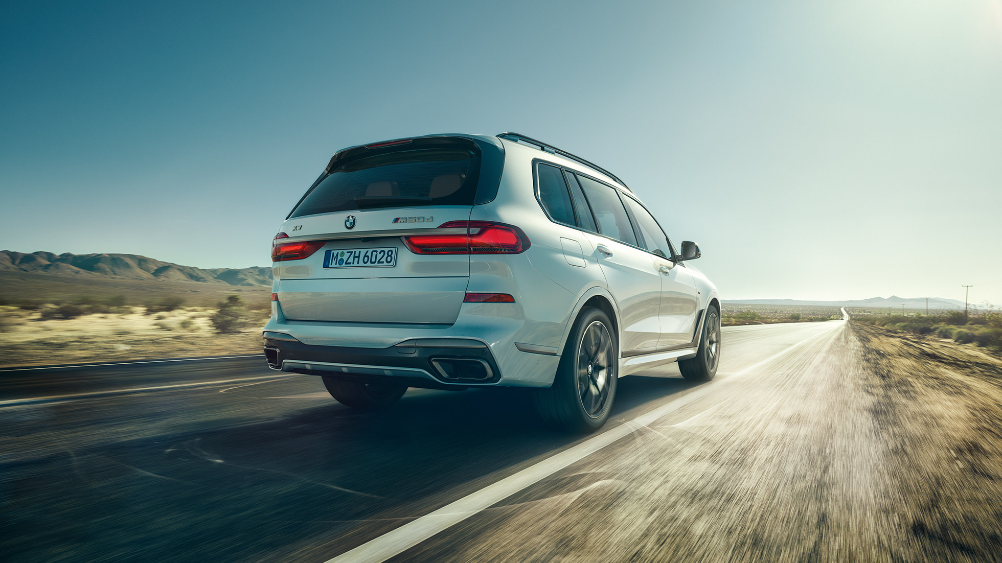 Bmw X7 M50d First Look At The M Sport Package