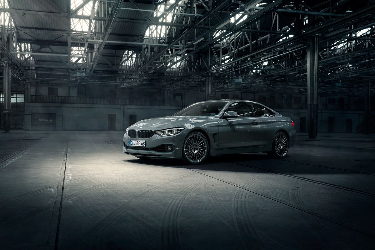 Bmw Of Newton >> WORLD PREMIERE: BMW ALPINA B4 S BITURBO EDITION 99