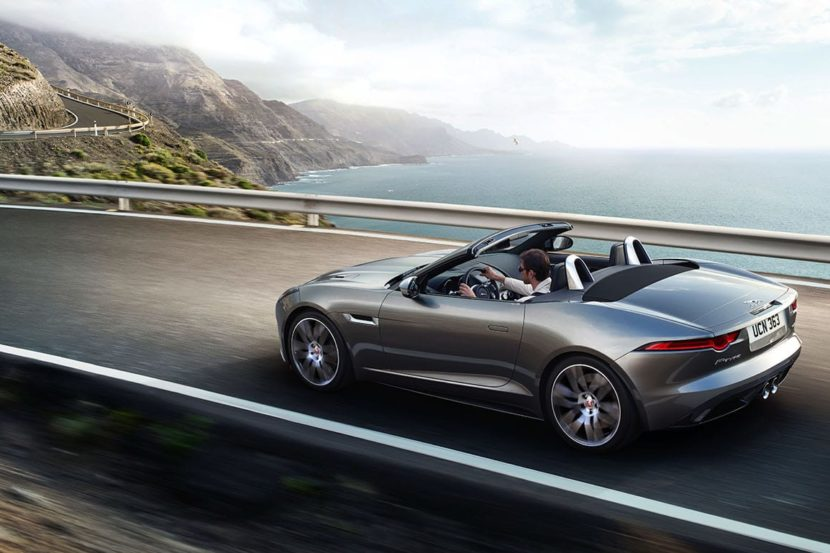 New 2020 F Type First Jaguar With A Bmw V8 Engine