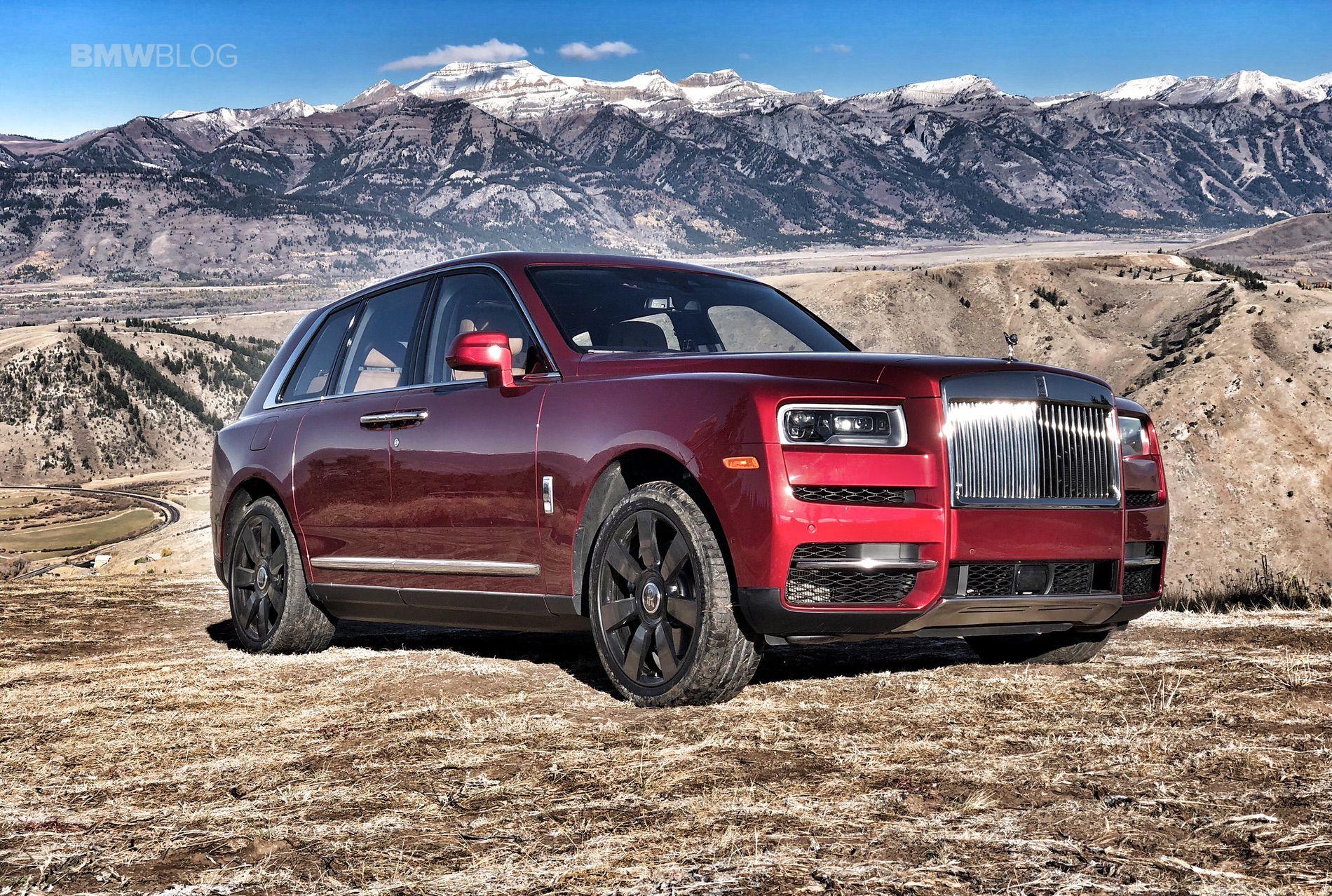 Video Rolls Royce Cullinan Review Claims Phantom Is Still