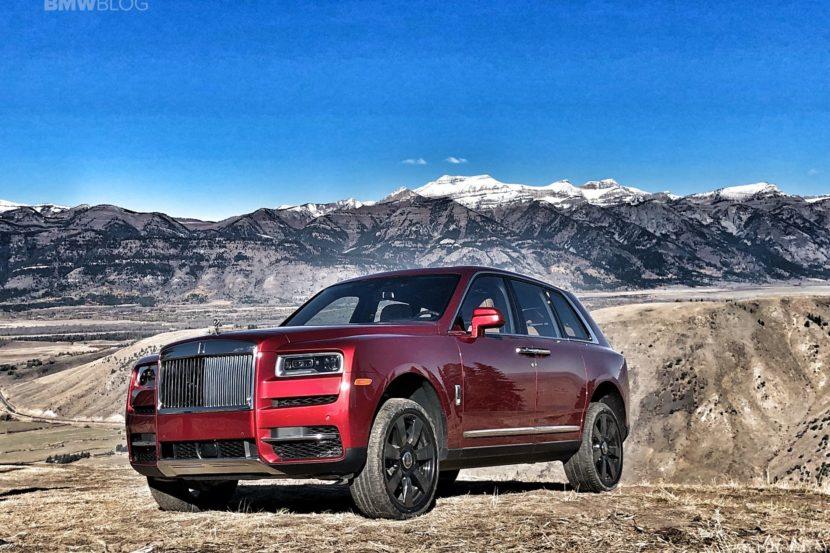 Video Chris Harris Drives The Rolls Royce Cullinan