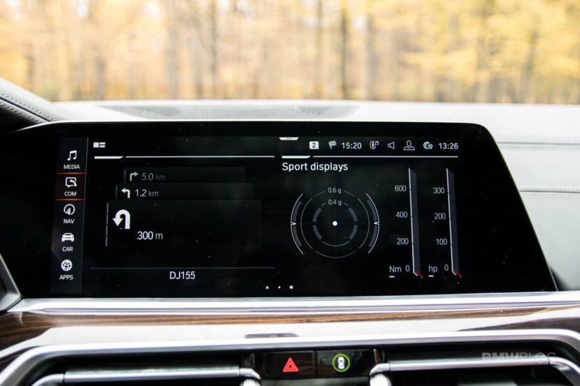 2019 BMW X5 test review 08 830x553