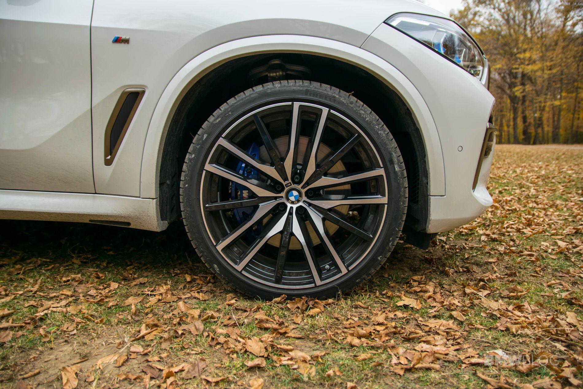 2019 BMW X5 test review 19