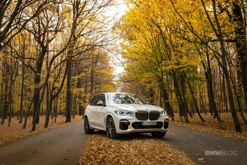 2019 BMW X5 test review 29 830x553