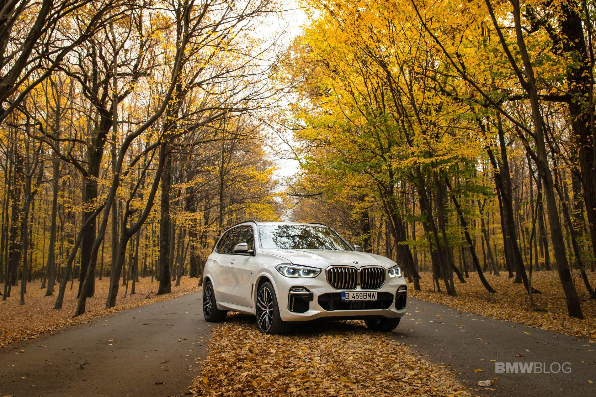 2019 BMW X5 test review 29