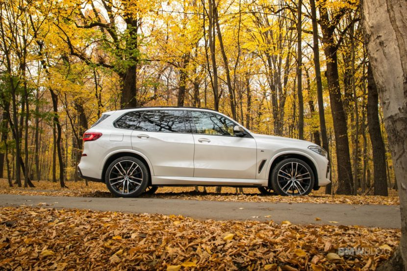 Test Drive 2019 Bmw X5 M50d The Turbo Monster